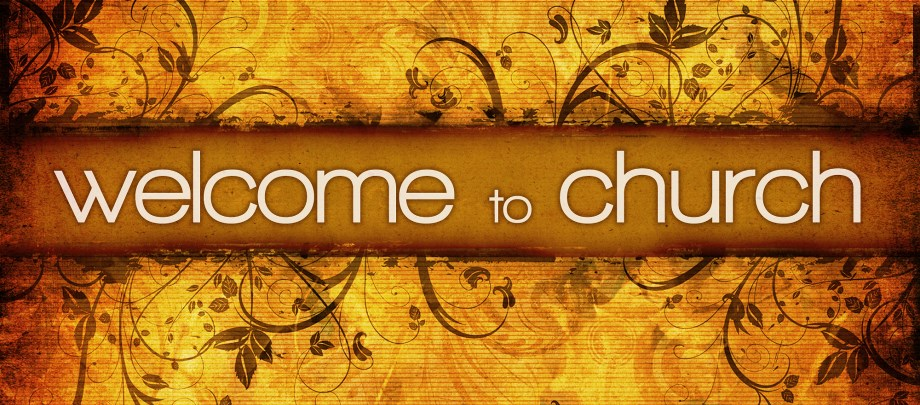 welcome to church_slide